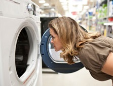 Woman Looking in Washing Machine.jpg