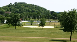 Hoffman Park Sports Fields and Courts