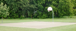 DeSantis Basketball Court