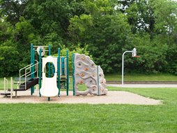 Larson Park Playground Equipment