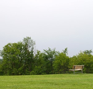 Rolling Hills Bench